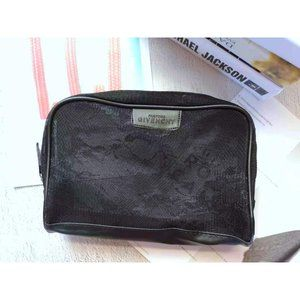 Givenchy Black Lace Pouch Bag